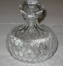 "Vintage Nina Ricci Capricci Lalique Glass Perfume Bottle Store Display - 6"" Ht"