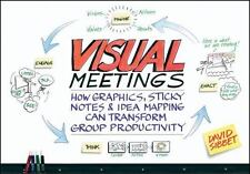 Visual Meetings : How Graphics, Sticky Notes and Idea Mapping Can Transform Grou
