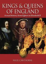 The Kings and Queens of England: A Royal History from Egbert to-ExLibrary