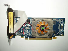 Zotac NVIDIA GeForce 8400 GS 512 MB, zt-84eh2p-fsr, DVI, VGA, S-video, PCI-E