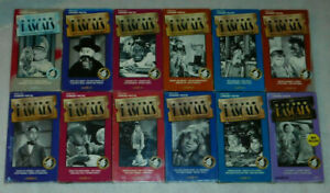 Little Rascals VHS Volume 1 - 16 Black White 1929 Comedy Unedited Lot 12