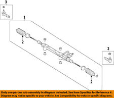TOYOTA OEM Steering Gear-Outer Tie Rod End 4504649225
