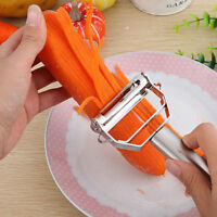 Stainless Steel Vegetable Peeler Cabbage Wide Mouth Graters Salad Knife Home Hot