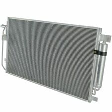 AC Condenser A/C Air Conditioning with Receiver Drier for Nissan Altima Maxima