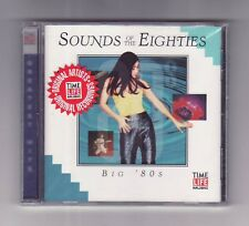 (CD) Sounds Of The Eighties: Big 80's - Various / Time-Life Music / NEW