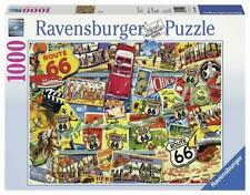 Ravensburger Route 66 1000 Piece Puzzle Arizona California New Mexico Texas