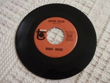 BOBBY GRIGGS  COTTON PICKER/THAT'S NOT WHAT HE'S GOT ON HIS MIND TOWER 159