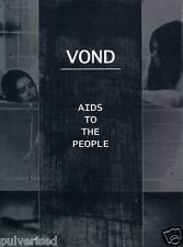 VOND AIDS To The People A5 DIGIPAK CD