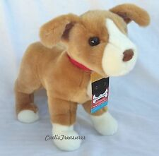 Douglas Reese Yellow Lab Pit Bull Mix Plush Dog Rescue Pup Stuffed Animal NEW