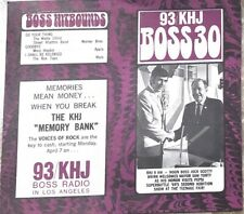 KHJ 93 Boss 30 Radio Survey - No. 196 - April 2, 1969