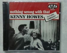 KENNY HOWES nothing wrong with that CD NEW SEALED power pop HEAVY EYELIDS