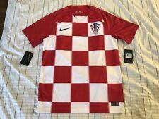 Croatia Kroatien 2018 Nike Authentic Home Shirt Jersey Trikot 893865-657 Size XL