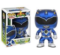 Power Rangers Blue Ranger Metallic Exclusive Pop! Vinyl Figure #363
