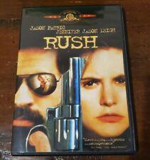 Rush DVD OOP Jason Patrick Jennifer Jason Leigh Region 1