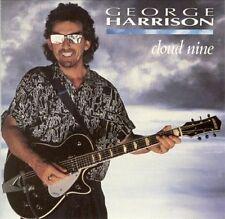 GEORGE HARRISON Cloud Nine CD 1987 Dark Horse Records Beatles Eric Clapton rock