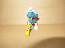 Figurine Schtroumpf de Peyo par Schleich - (Smurf Pitufo Schlumpfe) - RARE