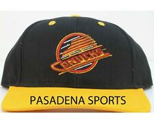73920c69729757 Vancouver Canucks Black NHL Fan Cap, Hats for sale | eBay