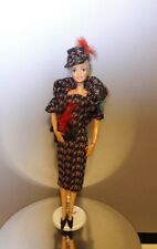 More details for barbie doll fashion outfit 4pcs. handmade.in vintage style.gift for her.ukseller