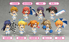 Nendoroid Petite Love Live!: Race Queen Ver. Complete set of 9 Good Smile Co...