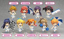 Nendoroid Petite Love Live!: Race Queen Ver. Complete set of 9 Good Smile Co...