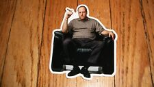 TONY SOPRANO STICKER THE SOPRANOS JAMES GANDOLFINI