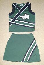 Real Authentic Jarrett Middle School Cheerleading Cheer Uniform Springfield JMS