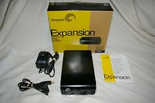 Seagate Expansion 1.5TB USB 2.0 External Desktop Hard Drive TESTED!
