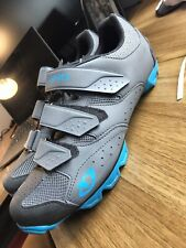 giro mountain bike shoes (9.5), !!Free SPD Pedals & Cleats !!