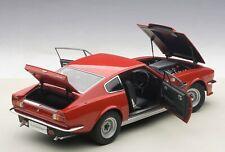 Autoart 1/18 Scale - 70222 Aston Martin V8 Vantage 1985 Suffolk red