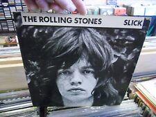 The Rolling Stones Slick World Tour LP vinyl 1978 Excitable Records VG+