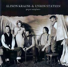 ALISON KRAUSS AND UNION STATION : PAPER AIRPLANE / CD - TOP-ZUSTAND