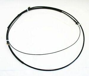 Hood Latch Lock Release Cable 00-03 Audi A8 S8 D2 - 4D1 823 543
