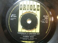 "Maureen Evans – Tomorrow Is Another Day 1963 7"" Oriole CB 1806"