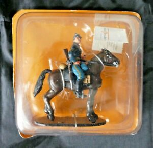 Soldat de plomb Delprado Cavalerie Américaine Sergent 1872 - Tin soldier US 1872