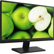 "EEK: B, WOW 24 Zoll (23.6"": 59,94cm) LED TFT Monitor HKC 2476H FullHD VGA HDMI"