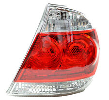 Tail Light Toyota Camry 09/04-06/06 New Right RHS 36 series Rear Lamp 04 05 06