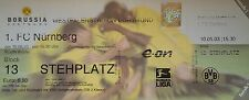 mint TICKET BL 2002/03 BVB 09 Borussia Dortmund - FC Nürnberg