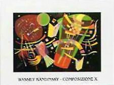 Wassily Kandinsky - Composizione Poster (70x50cm) #35639
