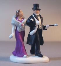 """Dept 56 Christmas In The City """"A Night On The Town"""" - 59452 - by artist"""