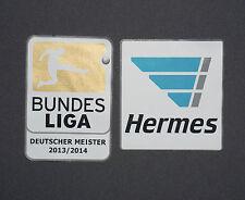 Championnat maître patch 2014/2015 incl. HERMES patch LEXTRA logo badge