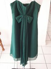 Alfred Angelo Emerald Green Bridesmaid/Formal/Coctail Dress
