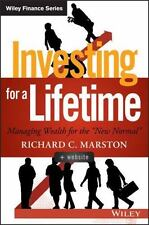 """Investing for a Lifetime: Managing Wealth for the """"New Normal"""" Wiley Finance"""