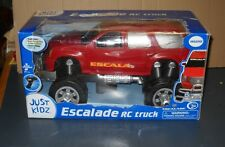 JUST KIDZ ESCALADE RADIO CONTROL TRUCK 1/16 SCALE