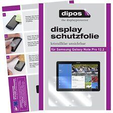 2x dipos Samsung Galaxy Note Pro 12.2 Pellicola Prottetiva Transparente