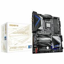GIGABYTE Z490 VISION D LGA 1200, Intel (Z490VISIOND) Motherboard