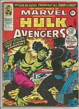 Mighty World of Marvel / Incredible Hulk : comic book #204 from August 1976