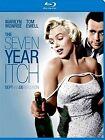New BLU-RAY - THE SEVEN YEAR ITCH - Marilyn Monroe, Tom Ewell , BILLY WILDER