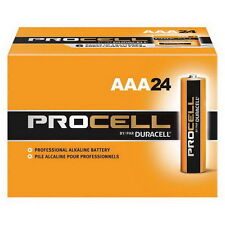 24 Pack DURACELL PROCELL AAA PC2400BKD AAA24 Battery Alkaline GUARANTEED FRESH