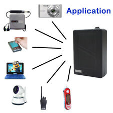DC 12V 6800mAh Super Rechargeable Li-ion Battery Pack+AC Charger for CCTV Camera