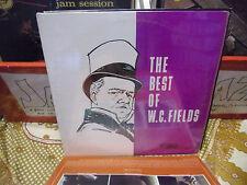 W.C. Fields The Best OF vinyl LP Empala Records SEALED